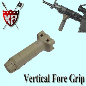 Vertical Fore Grip / TAN