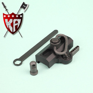 Tactical Harris QD Bipod Adapter and Sling Mount
