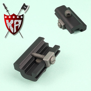 Bipod Adaptor For 20mm Rail