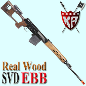 SVD EBB / Real Wood