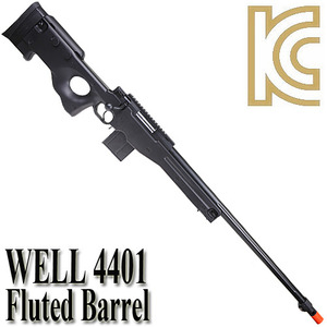 MB 4401 / Fluted Barrel