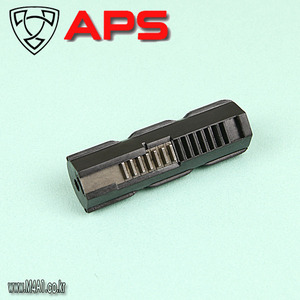 APS PE Steel 7Teeth Piston