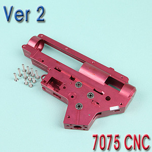 M4 Gearbox Case / Full CNC