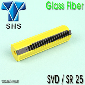 Glass Fiber 19Teeth Piston / SVD. SR 25