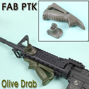 FAB PTK Fore Grip Set / OD