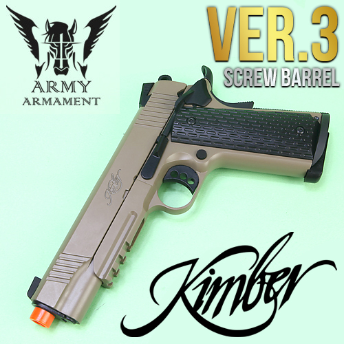 Army Kimber  / Ver.3 (TAN)