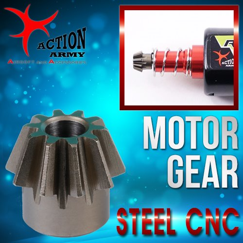 AAC Motor Gear / STEEL CNC