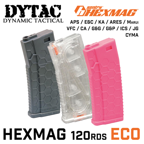M4 HEXMAG ECO / 120rd