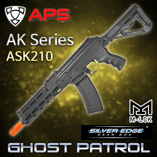 [EBB] Ghost Patrol AK / ASK210