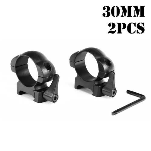 30mm Scope Ring Mount / 2pcs
