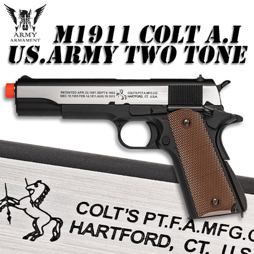 ARMY M1911A1 Two-Tone