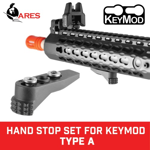 Hand Stop Set for Keymod / Type A