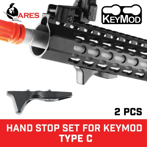 Hand Stop Set for Keymod / Type C