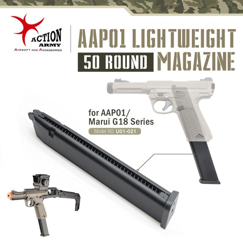 AAP-01 Lightweight Long Magazine
