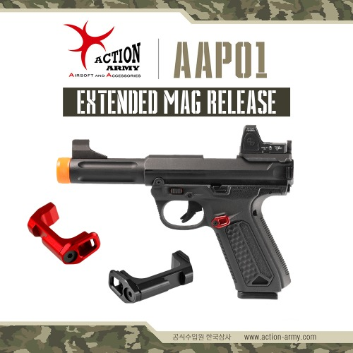 AAP-01 Extended Mag Release
