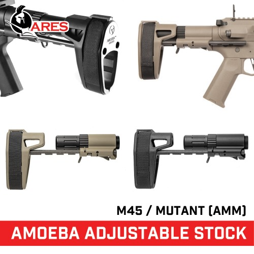 Amoeba Adjustable Stock / M45,AMM